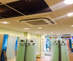 Specsavers Liverpool Air Con Installation