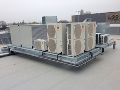 Commercial Air Conditioning Installations