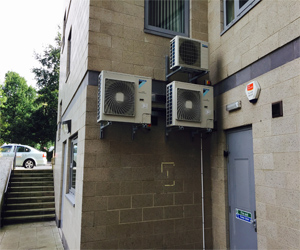 BT Lancaster House Liverpool Air Con Installation